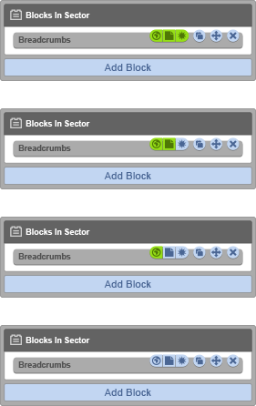 Sub-Panel 2 - Blocks in Sector